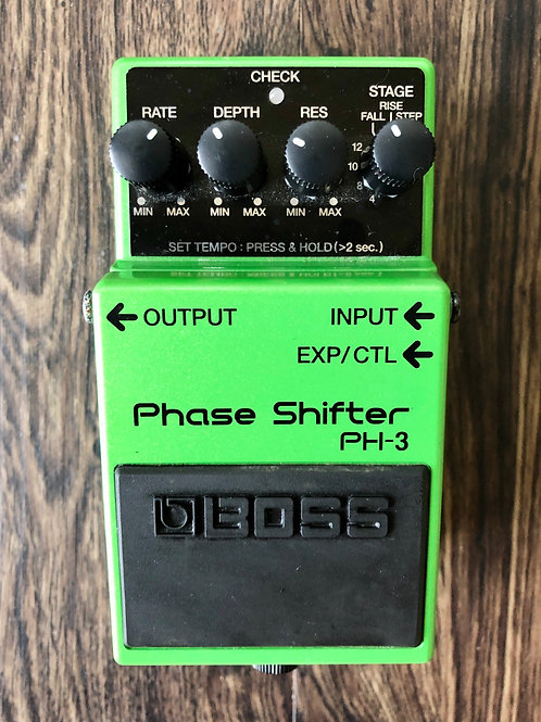 Boss PH-3 Phase Shifter MIT (G) - SOLD