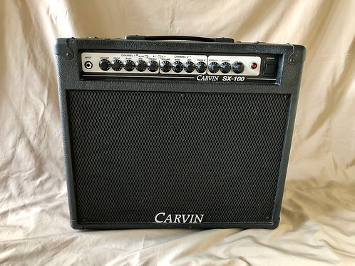 Carvin SX-100 Solid State Guitar Amplifier Combo USA (G) - SOLD