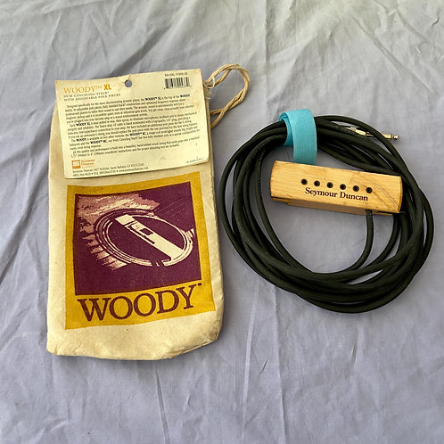 Seymour Duncan Woody XL Acoustic Guitar Soundhole Pickup (G) - SOLD