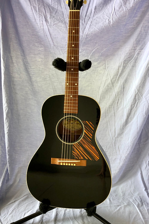 2010 Gibson L-00 20th Anniversary Ebony Acoustic Guitar USA (VG) - SOLD