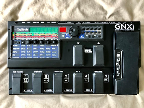 DigiTech GNX3000 Multi-Effects Workstation (G) - SOLD