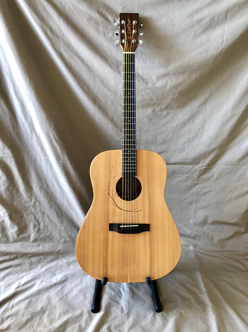 L.Luthier GA21EQ Acoustic Guitar with Shadow Pickup (New) - SOLD