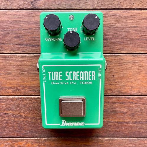 Ibanez TS808 Tube Screamer RI Japan (M) - SOLD