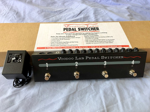 Voodoo Lab Pedal Switcher USA (M) - SOLD