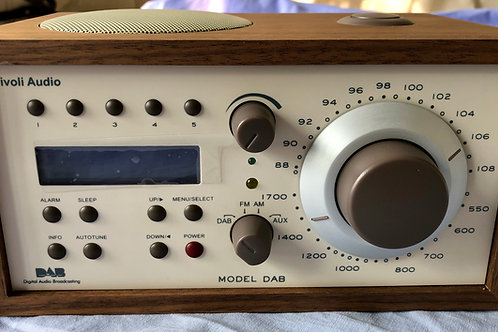 Tivoli Audio Model DAB/AM/FM Table Radio - NOS 2007 (M) - SOLD
