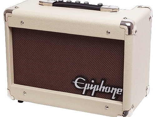 Epiphone Studio Acoustic 15C with Chorus Amplifier (New) - SOLD