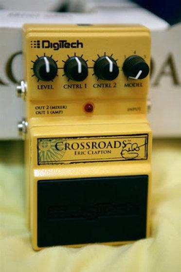 Digitech Crossroads Eric Clapton Pedal 2007 - SOLD