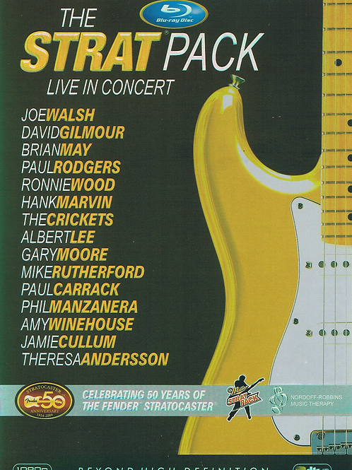 The Strat Pack - Live In Concert  DVD