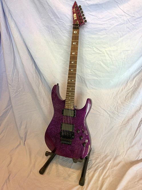 ESP LTD KH 602 Purple Sparkle (M) - SOLD