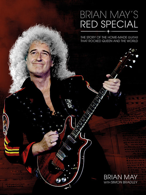 Brian May's Red Special - SOLD