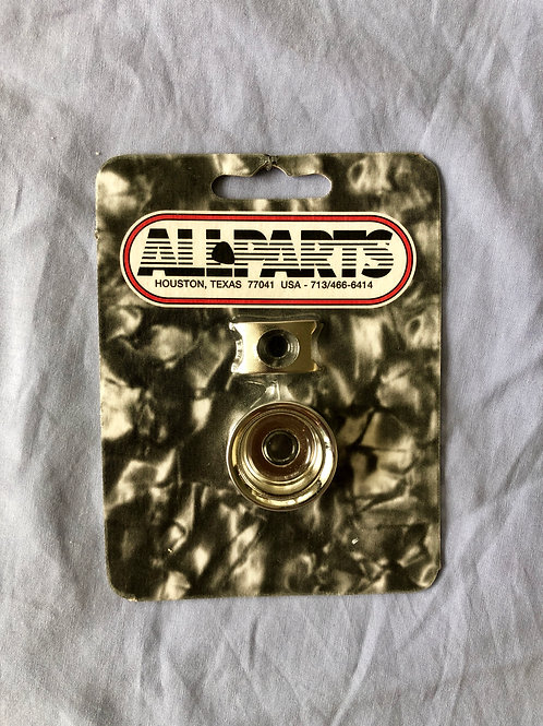 All Parts USA AP-0275-001 Nickel Input Cup Jackplate for Telecaster USA (New)
