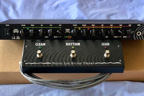 Voodoo Lab Guitar Tube PreAmp (EXC) - SOLD