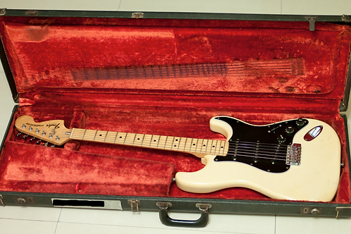 1977 Fender Stratocaster Blonde USA - SOLD