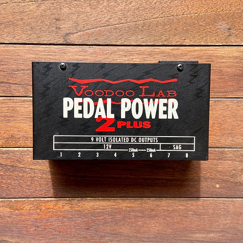 Voodoo Lab Pedal Power 2 Plus USA (EXC) - SOLD
