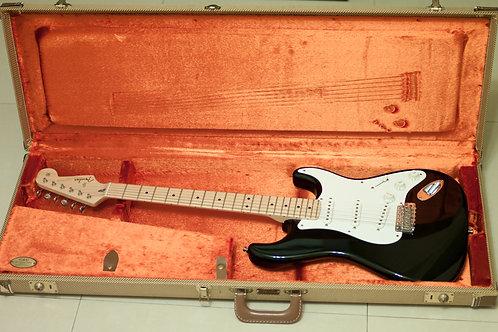 "2008 Fender Custom Shop Eric Clapton Stratocaster ""Blackie"" USA - SOLD"
