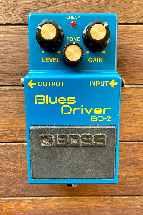 Boss BD-2 Blues Driver Effect Pedal MIT (VG) - SOLD