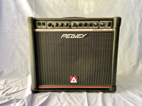 "Peavey Envoy 110 ""Red Stripe""TransTube 기타 콤보 앰프 (40W) (VG) -SOLD"