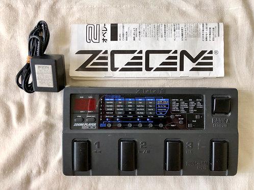 Zoom 2100 Multi-Effect Board Japan (F) - SOLD