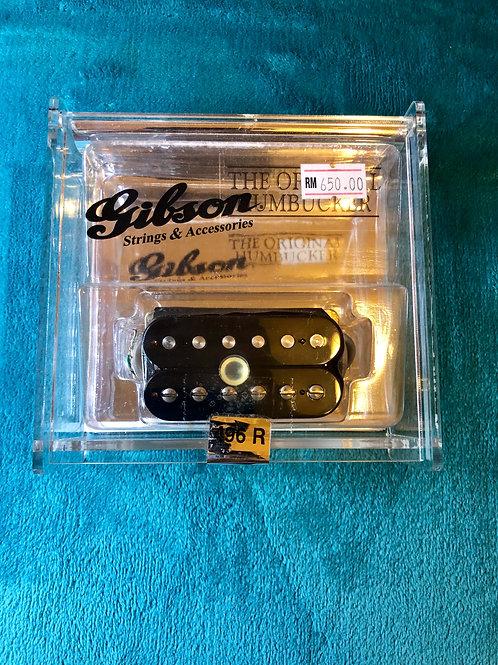 Gibson 496R Hot Ceramic Humbucker Double Black USA (M) - SOLD