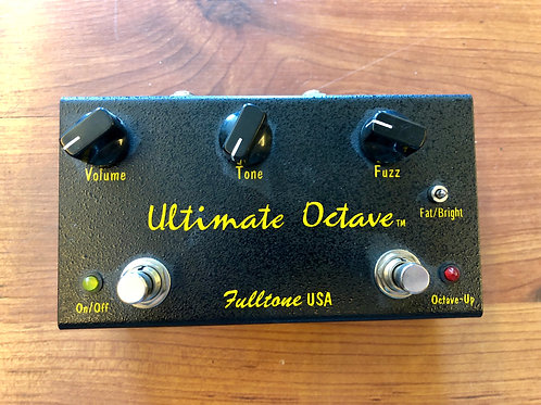 Fulltone Ultimate Octave USA (M) - SOLD
