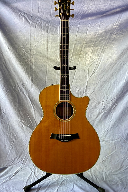 2009 Taylor 914CE Natural OHSC USA (EXC)