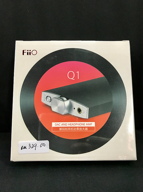 FiiO Q1 DAC And Headphone Amp (New) - SOLD