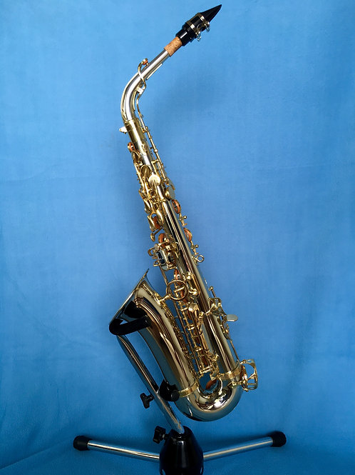 2016 Regent's Custom Made Alto Saxophone (M) - SOLD
