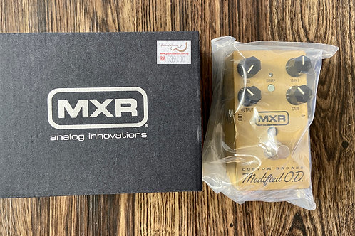 MXR M77 Custom Modified Badass Overdrive Pedal USA (VG) - SOLD