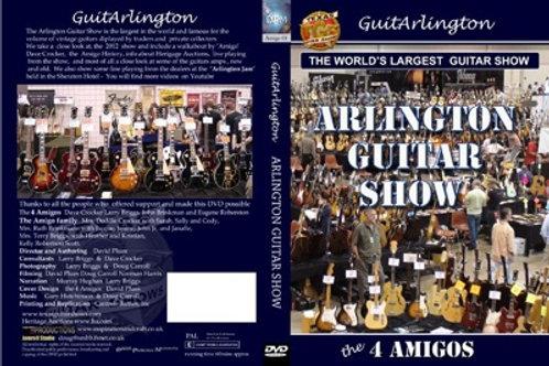 Guitarlington: Arlington Guitar Show DVD