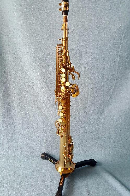 Weissenberg Soprano Saxophone 2009 MIT (G) - SOLD