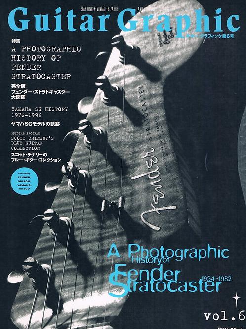기타 그래픽-펜더 Stratocaster의 사진 역사