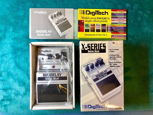 DigiTech DigiDelay Digital Delay X-Series (New) - SOLD