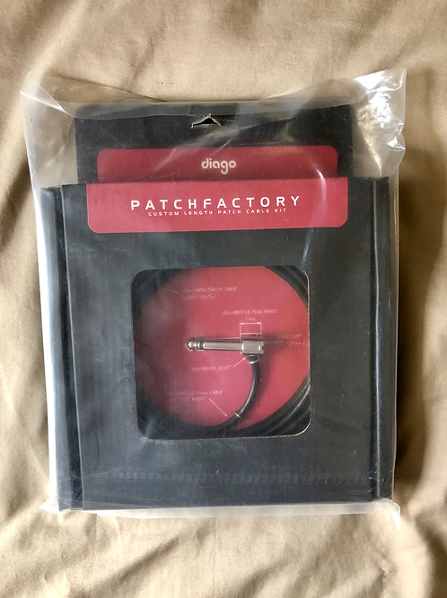Diago Patch Factory Cables & Plug Kit [PF01] (New) - SOLD