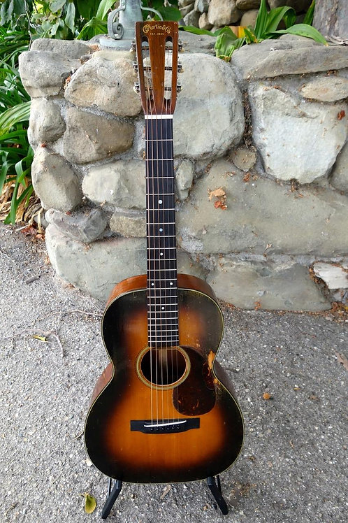 1938 C.F. Martin 00-18 Shade Top Acoustic Guitar USA (VG) -SOLD