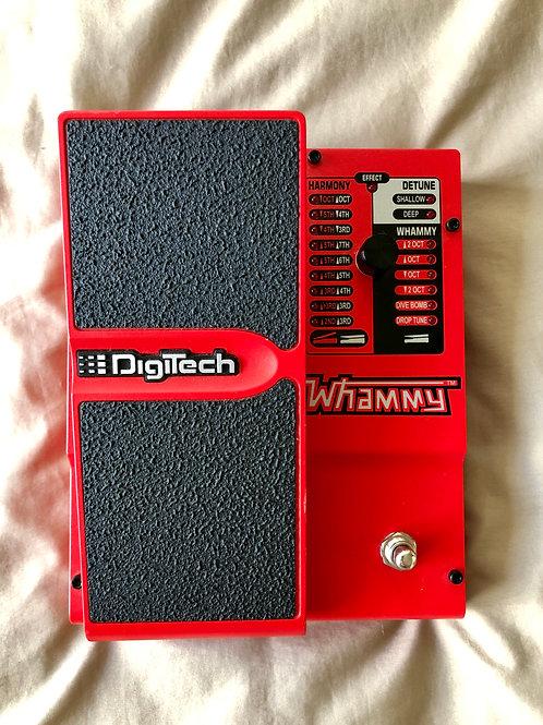 Digitech Whammy (4th Gen) (VG) - SOLD