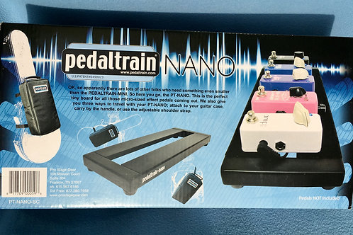 Pedaltrain NANO Original Version - SOLD
