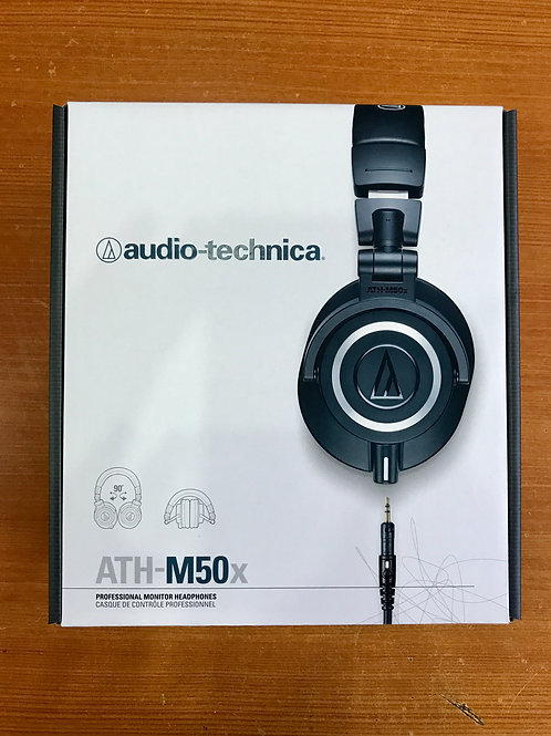 Audio Technica ATH-M50x - SOLD