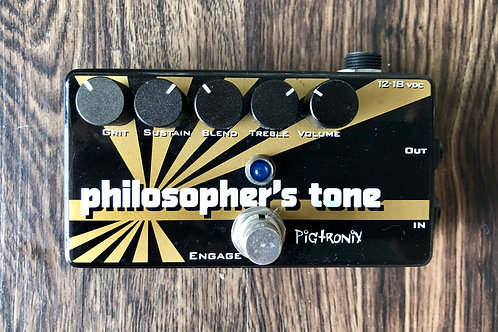 Pigtronix Philosopher's Tone Compressor/Sustainer USA (G) - SOLD