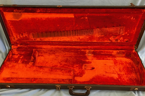 1970s Fender Stratocaster / Telecaster case - SOLD