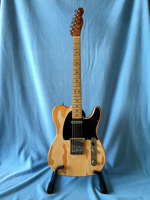 1978 Fender Telecaster Olympic White USA - SOLD