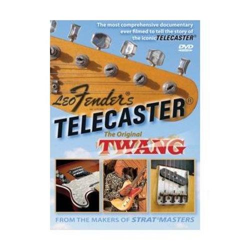 Leo Fender's Telecaster – The Original Twang - Double DVD