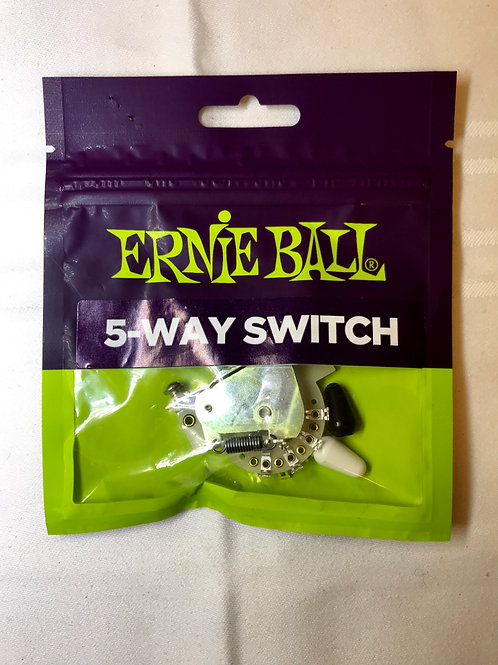 Ernie Ball 5-Way Strat Pickup Selector Switch CRL USA (New) - SOLD