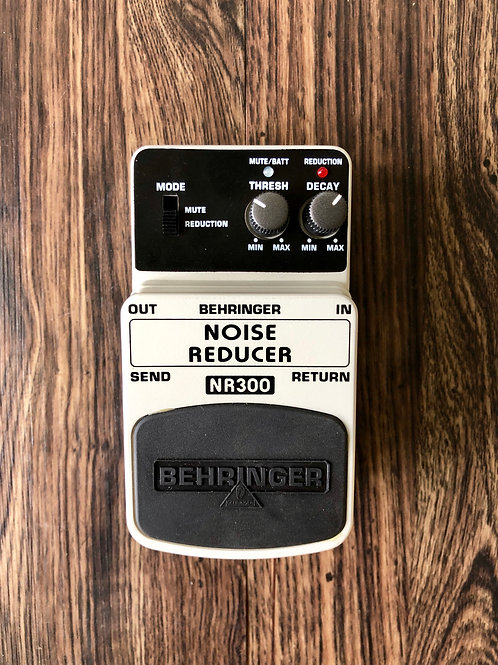 Behringer NR300 Noise Reducer (EXC) - SOLD