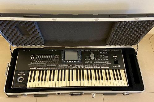 Korg Pa3x 61K Professional Arranger Keyboard c/w Korg Flightcase (VG) - SOLD