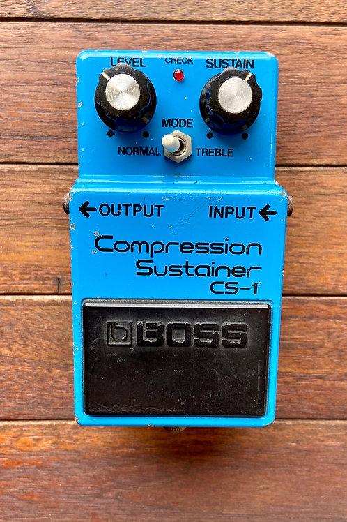 1980 Boss Compression Sustainer CS-1 S'Screw JPN (G)
