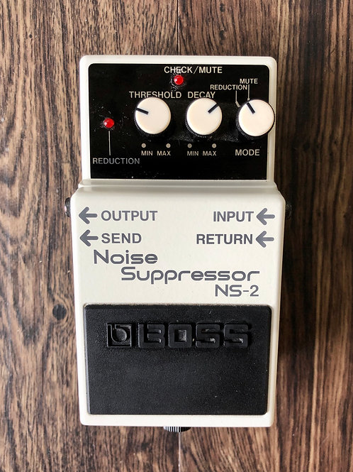 Boss NS-2 Noise Suppressor MIT (G) - SOLD