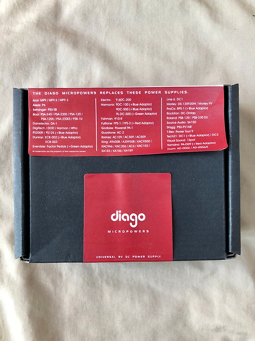 Diago Micro Power 9 (EXC) - SOLD