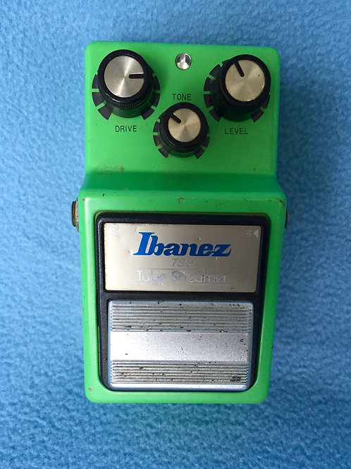 Ibanez Tube Screamer TS-9 Feb 1982 (VG) - SOLD