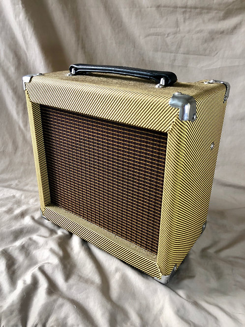 """Fender Tweed Champ Style Clone """" Classic 5 """" Tube Amp (VG) - SOLD"""