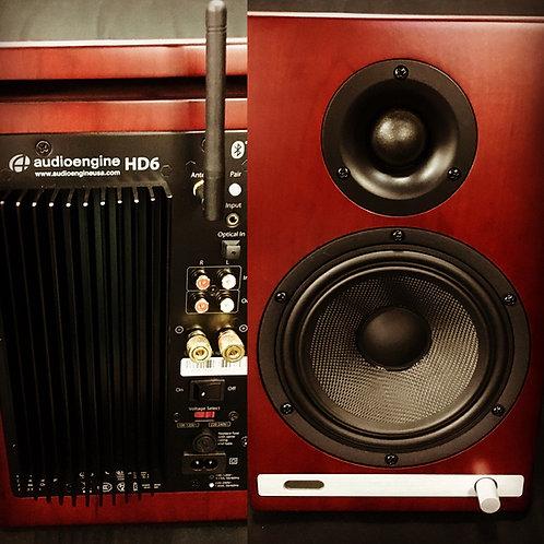 Audioengine HD6 Active Bluetooth Wireless Speakers (New) - SOLD